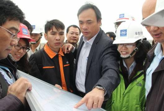 Ông Lương Duy Hanh, cựu Cục trưởng Cục Kiểm soát bảo vệ Môi trường (Bộ TN&MT).