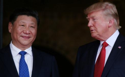 Tổng thống Mỹ Donald Trump (phải) và Chủ tịch Trung Quốc Tập Cận Bình. Ảnh minh họa: Reuters.