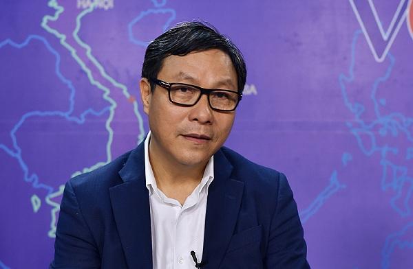 Thứ trưởng Bộ KH-ĐT Đặng Huy Đông