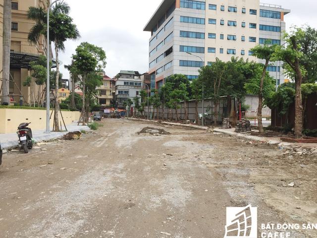 Dự án nằm trên khu đất 5.363 m2, gồm 308 căn hộ cao cấp.