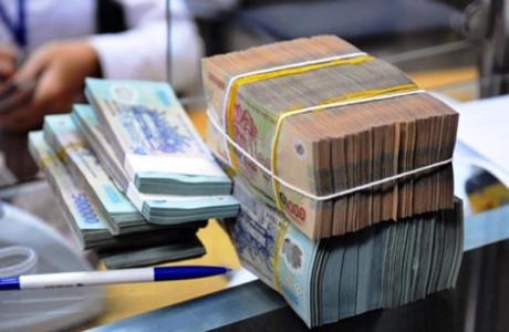 Tín dụng tiền đồng chiếm hơn 91% tổng tín dụng, tăng 11% so với cuối năm ngoái. (Ảnh minh họa: KT)