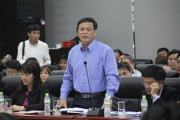Giám đốc Sở Nội vụ Đà Nẵng Võ Ngọc Đồng. Ảnh: Cao Thái