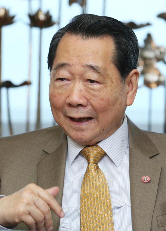 Chủ tịch Dhanin Chearavanont của CP Group. Nguồn: Asia Nikkei