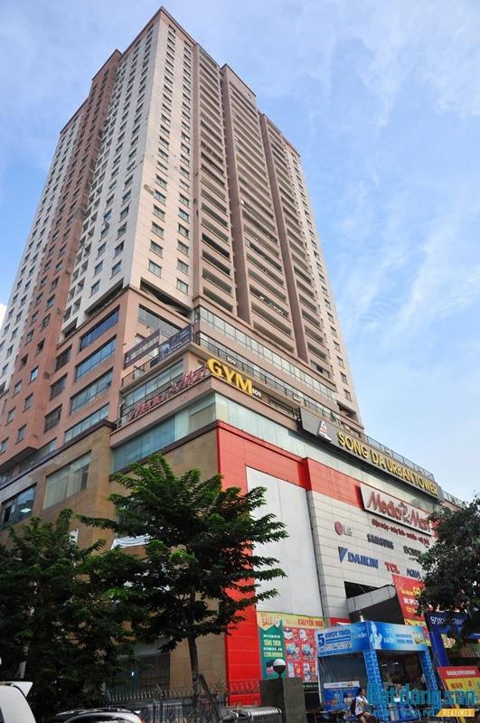 Chủ đầu tư chung cư Sông Đà Urban Tower chây ì trả quyền kiểm soát cho cư dân.