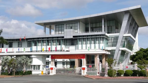Trụ sở Ban Chỉ đạo Tây Nam Bộ.