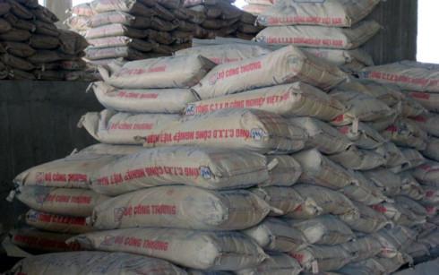 Giá một số mặt hàng vật liệu xây dựng tại Hà Nội cũng đang tăng từng ngày. (Ảnh minh họa: KT)