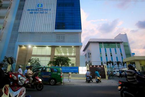 Bệnh viện Ung Bưới tại TP HCM - Ảnh: Hoàng Triều