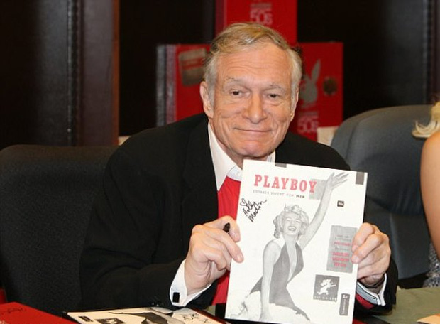 Ông trùm của tạp chí Playboy được chôn cất tại nơi nhiều người nổi tiếng khác, đặc biệt là trong giới giải trí chọn làm ngôi nhà cuối cùng sau khi qua đời.