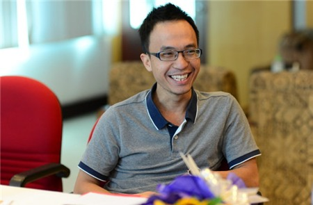 Nguyễn Hải Ninh, CEO The Coffee House. Ảnh: NDH