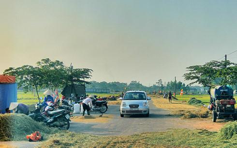 Bình quân cứ 70 hộ dân nông thôn có 1 chiếc ô tô (Ảnh minh họa: KT)