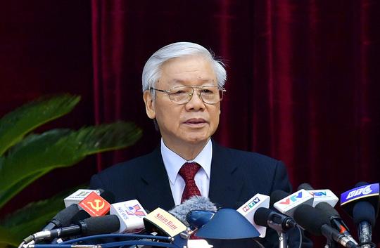Tổng Bí thư Nguyễn Phú Trọng - Ảnh: Nhật Bắc