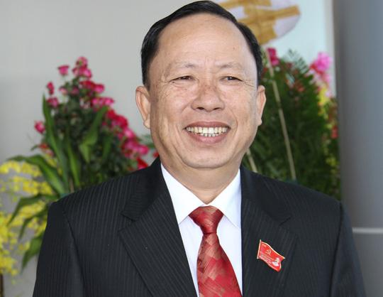 Bí thư Tỉnh ủy Hậu Giang Trần Công Chánh