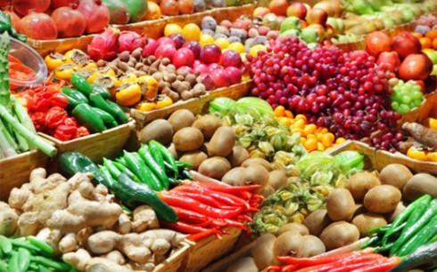 Dự báo cả năm 2017, rau quả Việt xuất khẩu đạt trên 3 tỷ USD (ảnh minh họa: KT)