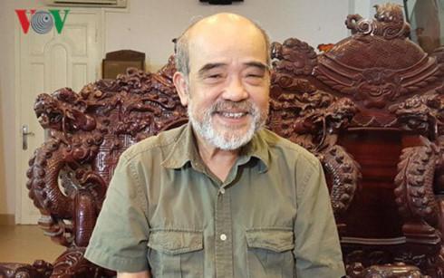 Giáo sư Đặng Hùng Võ - Nguyên Thứ trưởng Bộ Tài nguyên & Môi trường