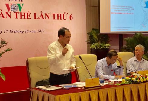 Ông Nguyễn Nhật - Thứ trưởng Bộ Giao thông và Vận tải khẳng định cần thiết phải đầu tư cao tốc phía Đông.