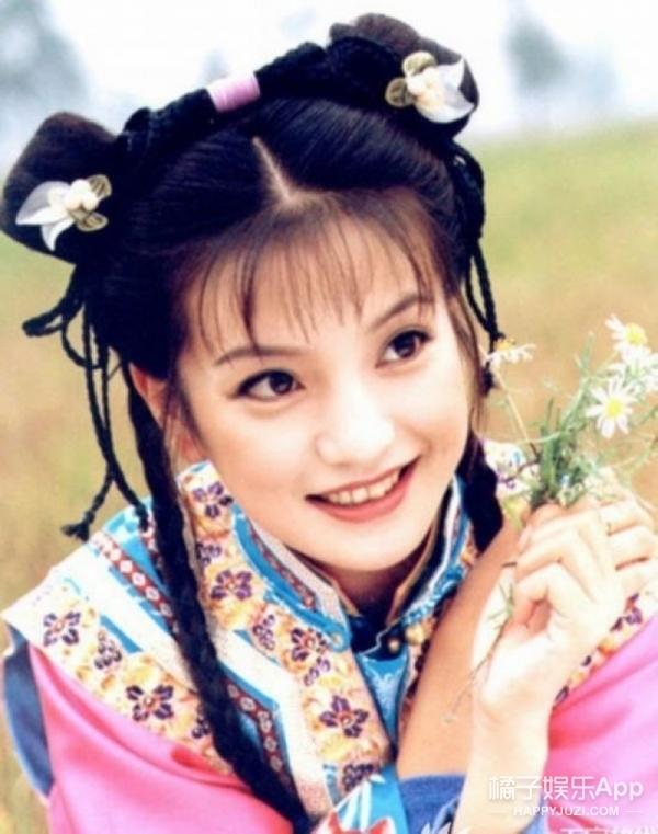 Triệu Vy và vai diễn kinh điển trong Hoàn Châu cách cách.
