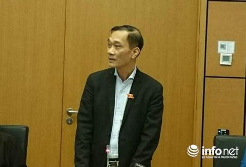 Ông Vũ Hồng Thanh - Ủy viên Ủy ban Thường vụ Quốc hội, Chủ nhiệm Ủy ban Kinh tế của Quốc hội.