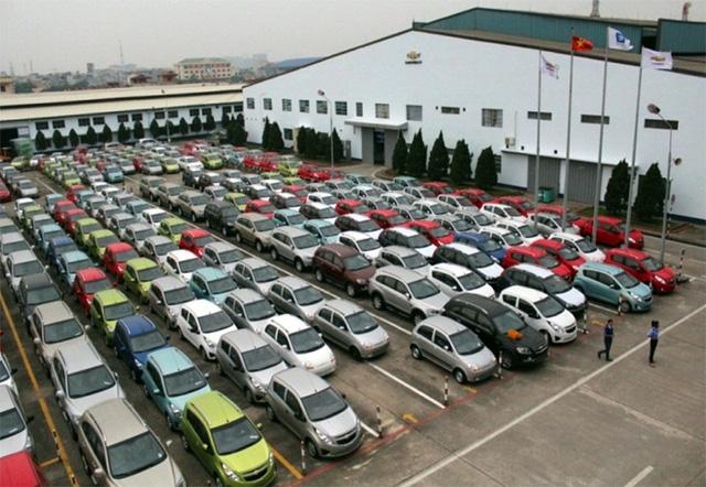 Ô tô nhập khẩu có khả năng bị chặn bởi các hàng rào kỹ thuật, khó tràn vào Việt Nam.