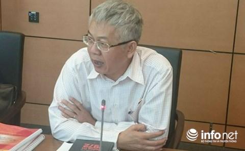Phó Chủ nhiệm Ủy ban Kinh tế của Quốc hội Nguyễn Đức Kiên.