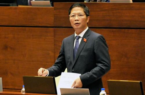 Bộ trưởng Bộ Công Thương Trần Tuấn Anh - Ảnh: Nguyễn Nam