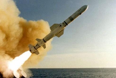 Tên lửa Tomahawk của quân đội Mỹ. Ảnh: YouTube.