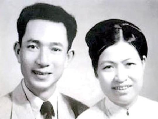 Vợ chồng ông Trịnh Văn Bô , bà Hoàng Thị Minh Hồ