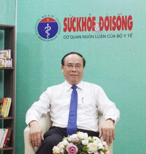 TS. Đậu Xuân Cảnh.
