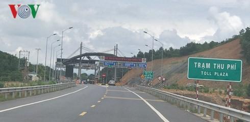 Hoàn thành, đưa vào khai thác gần 1 năm, dự án BOT Thái Nguyên - Chợ Mới vẫn chưa được thu giá sử dụng dịch vụ đường bộ.