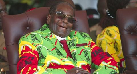 Tổng thống Zimbabwe Robert Mugabe đã lãnh đạo đất nước từ năm 1980 đến nay.