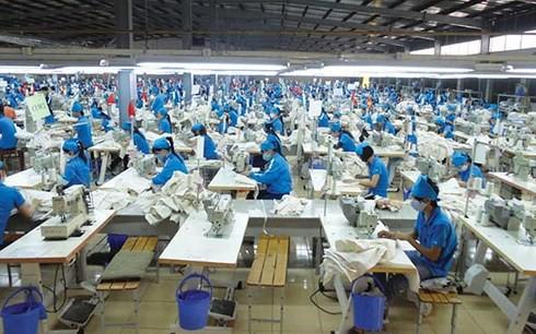 Cách mạng công nghiệp 4.0 sẽ thay thế nhiều lao động thủ công.(Ảnh minh họa: Internet)