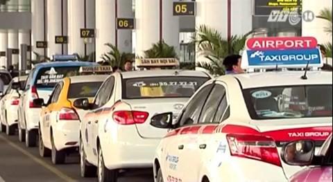 Các sân bay thu phí đỗ xe tạm dừng 3 - 5 phút. Ảnh: VTC14