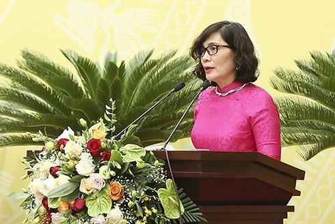 Giám đốc Sở Thông tin và Truyền thông Phan Lan Tú