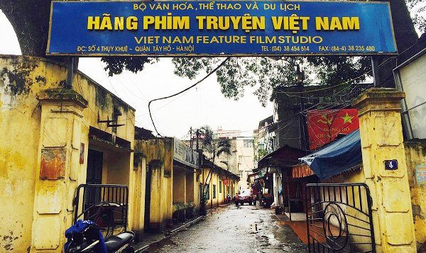 Hãng phim truyện Việt Nam.