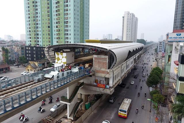 Dự án đường sắt Cát Linh - Hà Đông thêm lần nữa trễ hẹn.