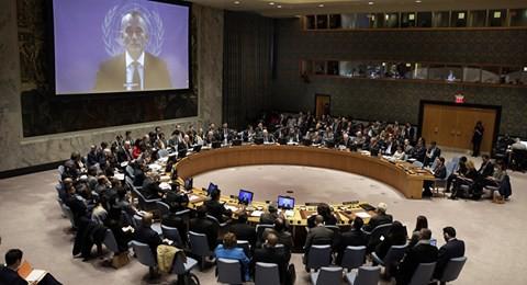 Liên Hợp Quốc đã nhóm họp ngay sau khi Mỹ tuyên bố công nhận Jerusalem là thủ đô Israel.