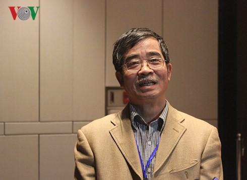 Ông Đinh Duy Hòa, Nguyên Vụ trưởng Vụ Cải cách hành chính, Bộ Nội Vụ nói về chính sách tiền lương.