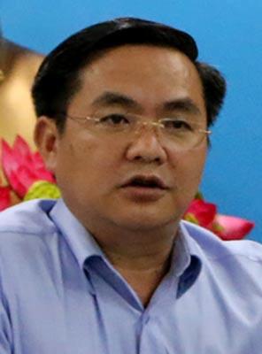 Ông Trần Trọng Tuấn