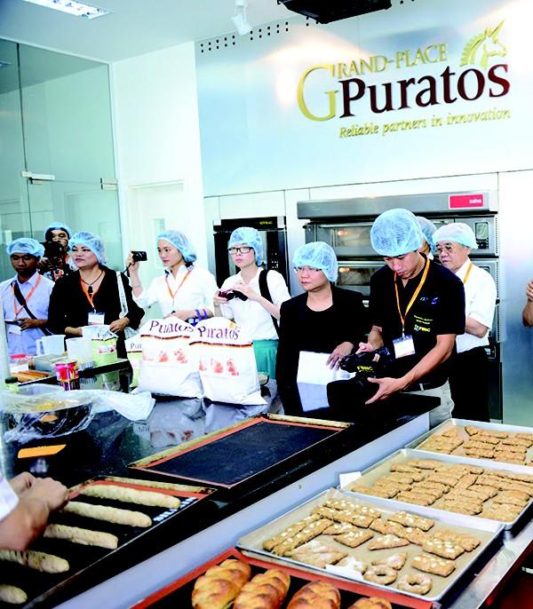 Công ty TNHH Puratos Grand-Place Việt Nam bị yêu cầu truy thu gần 30 tỷ đồng tiền thuế do quy định mới.