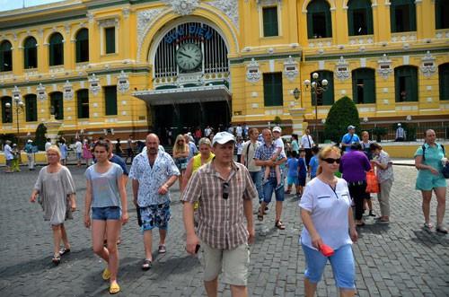 Việt Nam được Tổ chức Du lịch thế giới xếp hạng cao về mức độ an toàn Ảnh: TẤN THẠNH