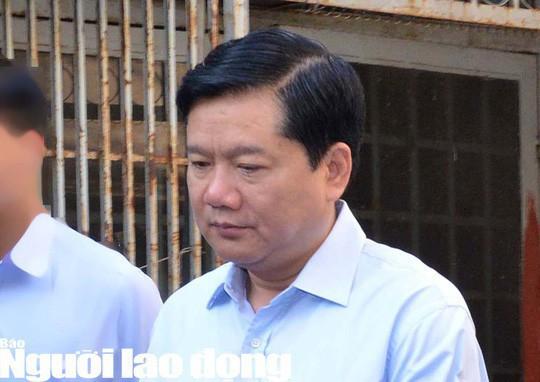 Ông Đinh La Thăng trước khi bị khởi tố, bắt tạm giam - Ảnh: Hoàng Triều
