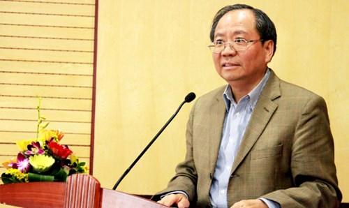 Thứ trưởng Tài chính  Đỗ Hoàng Anh Tuấn