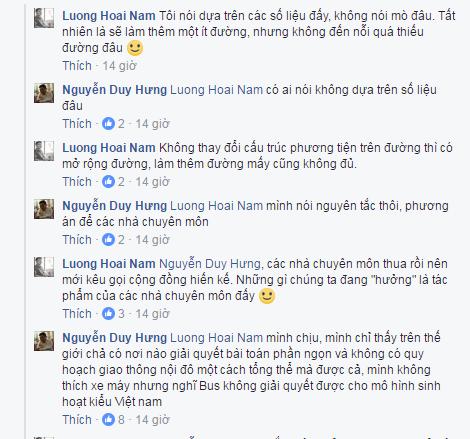 Ảnh chụp màn hình Facebook của ông Nguyễn Duy Hưng.