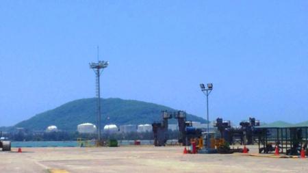 Một góc khu kinh tế Dung Quất. Ảnh: VGP/Minh Hùng