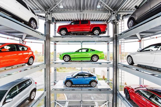 Kinh doanh ô tô đem lại lợi nhuận cực khủng cho cả ông chủ, nhân viên (Ảnh minh họa)
