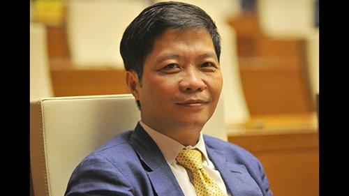 Bộ trưởng Bộ Công Thương, ông Trần Tuấn Anh