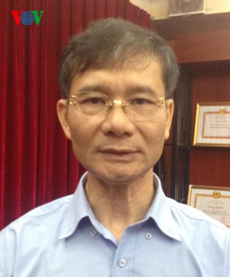 Ông Đào Quang Vinh