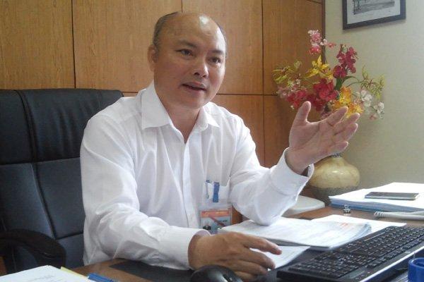 Vụ trưởng Vụ Công tác thanh niên (Bộ Nội vụ) Vũ Đăng Minh