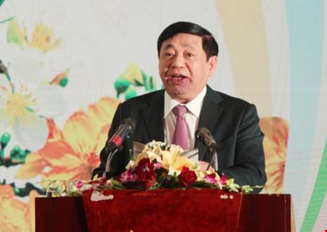 Chủ tịch UBND tỉnh Nghệ An Nguyễn Xuân Đường phát biểu khai mạc Hội nghị.
