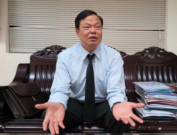 Cục trưởng Cục Chống tham nhũng (Thanh tra CP) Phạm Trọng Đạt