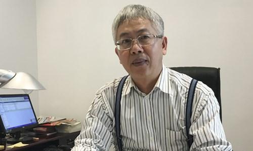 TS Nguyễn Đức Kiên.